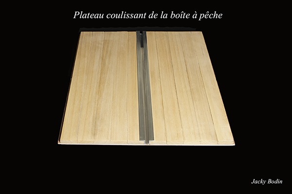 vid o sur la r alisation d 39 un chariot de surfcasting peche pied palourdes petoncles moules. Black Bedroom Furniture Sets. Home Design Ideas